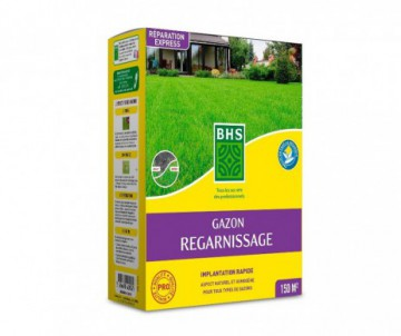 GAZON REGARNISSAGE PLUS ENGRAIS 3KG