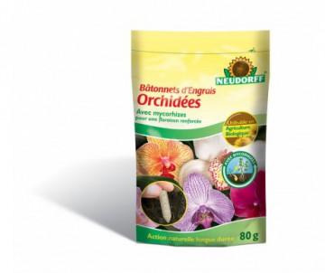 BATONNETS ENGRAIS ORCHIDEES - ENVIRON 40 BATONNETS -