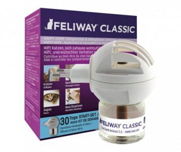 DIFFUSEUR FELIWAY + RECHARGE 30 JOURS 48ML DEMAVIC