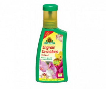 ENGRAIS ORCHIDEES 250ML
