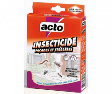 INSECTICIDE FACADES/TERRASSES 60GR - ACTO