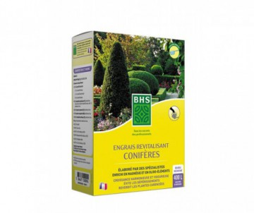 ENGRAIS SOLUBLE REVITALISANT CONIFERES 800GR - BHS