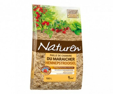 PAILLAGE DU MARAICHER 100L NATUREN